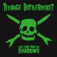 Teenage Bottlerocket - They Came from the Shadows (Cover Artwork)