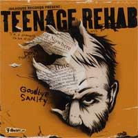 Teenage Rehab - Goodbye Sanity (Cover Artwork)