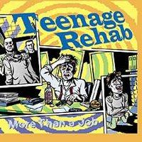 Teenage Rehab - More Than A Job (Cover Artwork)