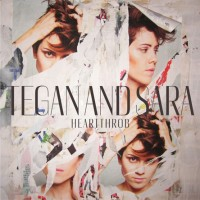 Tegan and Sara - Heartthrob (Cover Artwork)