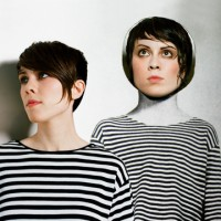 Tegan and Sara - Sainthood (Cover Artwork)