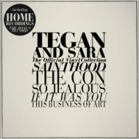 Tegan and Sara - The Official Vinyl Collection (Cover Artwork)