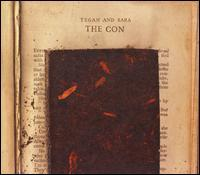 Tegan and Sara - The Con (Cover Artwork)