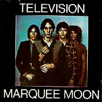 Television - Marquee Moon (Cover Artwork)