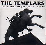 The Templars - Return of Jacques De Molay (Cover Artwork)