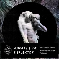 The Arcade Fire - Reflektor (Cover Artwork)