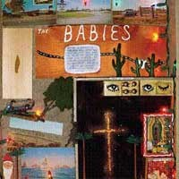 The Babies - The Babies (Cover Artwork)