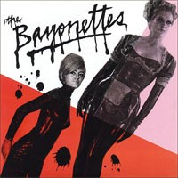 The Bayonettes - Guilty Pleasure [7-inch] (Cover Artwork)