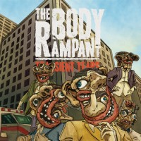 The Body Rampant - Transient Years (Cover Artwork)