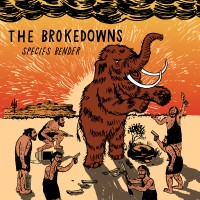 The Brokedowns - Species Bender (Cover Artwork)
