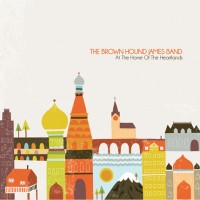 The Brown Hound James Gang - At The Home of the Heartlands (Cover Artwork)
