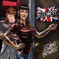 The Business - Doing the Business (Cover Artwork)