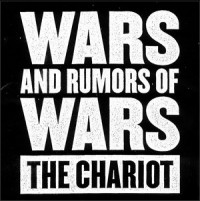 To Some Cool Guys: The-chariot-wars-and-rumors-of-war