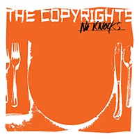 The Copyrights - No Knocks [7-inch] (Cover Artwork)