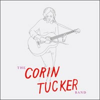 The Corin Tucker Band - 1,000 Years (Cover Artwork)