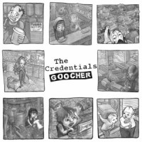 The Credentials - Goocher [12-inch] (Cover Artwork)