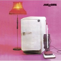 The Cure - Three Imaginary Boys (Cover Artwork)