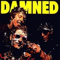 The Damned - Damned Damned Damned (Cover Artwork)