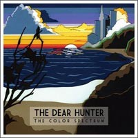 The Dear Hunter - The Color Spectrum [CD version] (Cover Artwork)