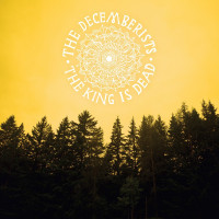 The Decemberists - The King Is Dead (Cover Artwork)