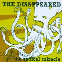 The Disappeared - Radical Miracle (Cover Artwork)