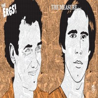 The Ergs! / The Measure [SA] - Split [7 inch] (Cover Artwork)