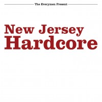 The Everymen - New Jersey Hardcore (Cover Artwork)