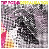 The Forms - Derealization (Cover Artwork)