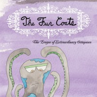 The Fur Coats - The League of Extraordinary Octopuses (Cover Artwork)