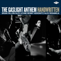The Gaslight Anthem - Handwritten (Cover Artwork)
