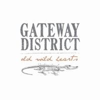 The Gateway District - Old WIld Hearts (Cover Artwork)