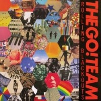 The Go! Team - Rolling Blackouts (Cover Artwork)