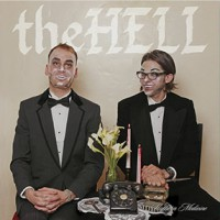 The Hell - Southern Medicine [EP] (Cover Artwork)