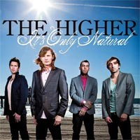 The Higher - It's Only Natural (Cover Artwork)