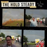 The Hold Steady - A Positive Rage [CD/DVD] (Cover Artwork)