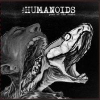 The Humanoids - Year of the Snake [7 inch] (Cover Artwork)