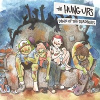 The Hung Ups - Dawn of the Deadbeats (Cover Artwork)