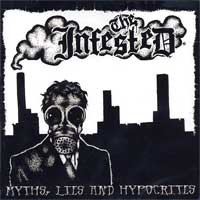 The Infested - Myths, Lies and Hypocrites (Cover Artwork)
