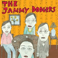 The Jammy Dodgers - Fish 'N' Chips [7 inch] (Cover Artwork)