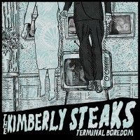 The Kimberly Steaks - Terminal Boredom (Cover Artwork)