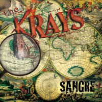The Krays - Sangre (Cover Artwork)