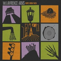 The Lawrence Arms - News From Yalta E.P. [7-inch] (Cover Artwork)