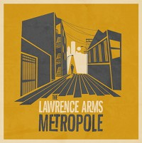 The Lawrence Arms - You Are Here [single] (Cover Artwork)