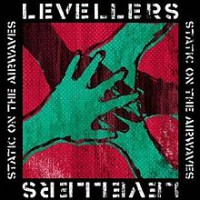 Levellers - Static On The Airwaves (Cover Artwork)