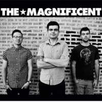The Magnificent - Bad Lucky (Cover Artwork)