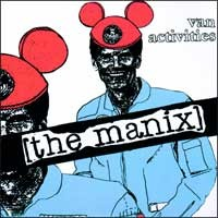 The Manix - Van Activities [7 inch] (Cover Artwork)