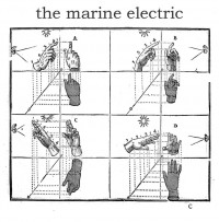 The Marine Electric - The Marine Electric (Cover Artwork)