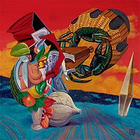 The Mars Volta - Octahedron (Cover Artwork)