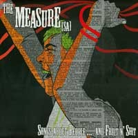 The Measure [SA] - Songs About People...and Fruit 'n Shit [12 inch] (Cover Artwork)