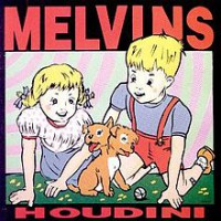 Melvins - Houdini (Cover Artwork)